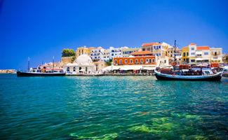 Destination Crète