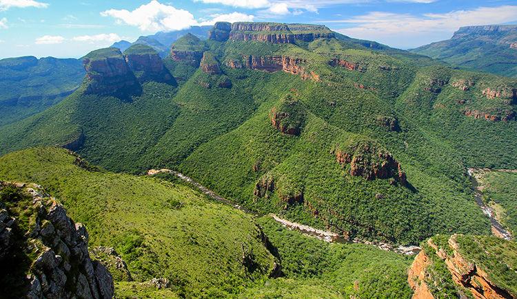 De Johannesburg à Durban : Cap à l'Est