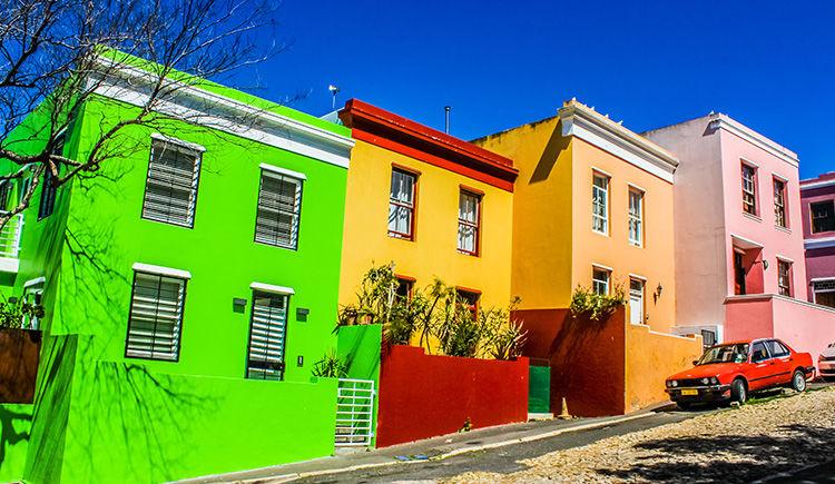 quartier de Bo Kaap
