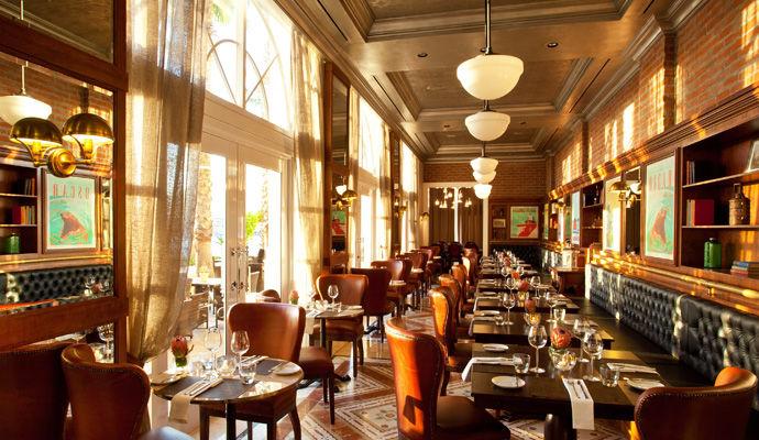 table bay restaurant