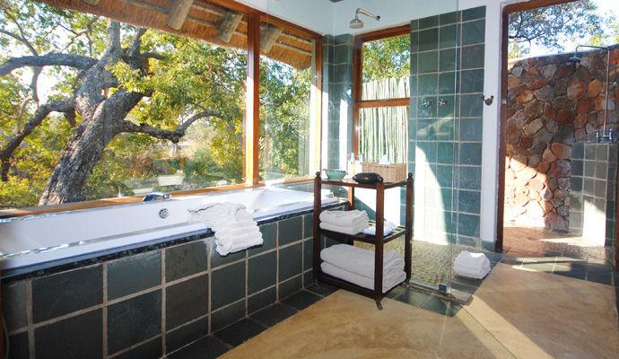 thornybush game lodge salle de bains