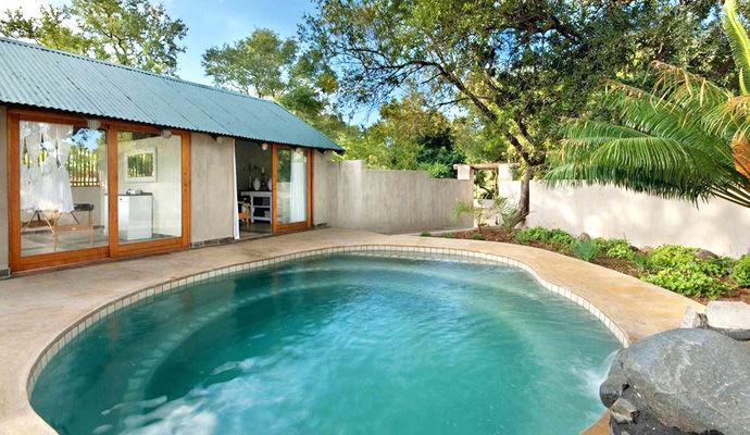 nottens bush camp piscine
