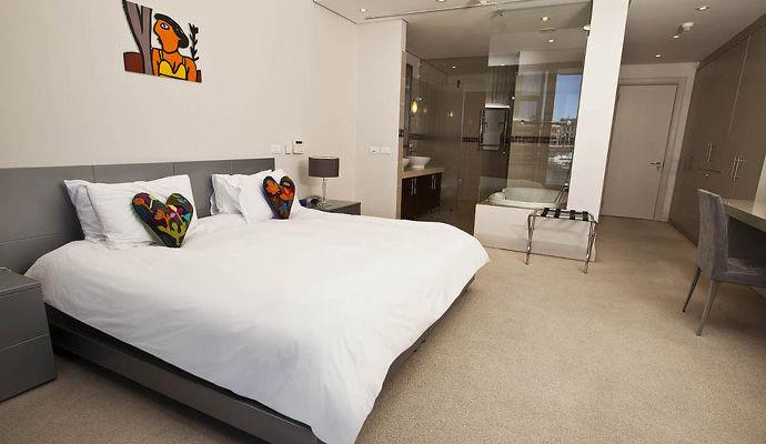 appartement avec une chambre version superieure