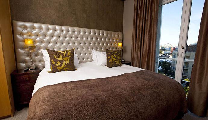 appartement avec deux chambres version luxe