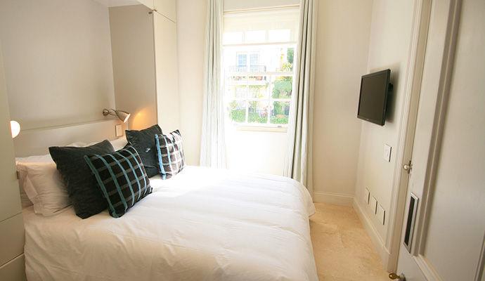 appartement avec deux chambres version superieure