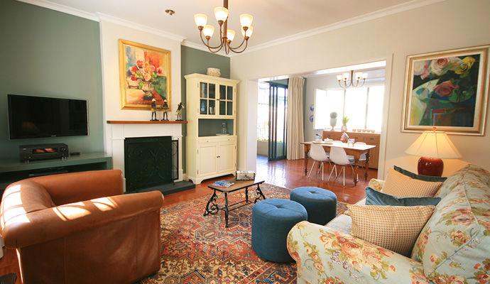 appartement avec deux chambres version superieure salon