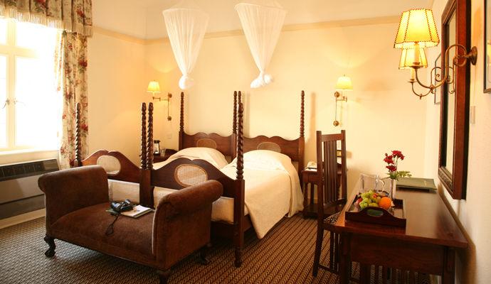 chambre deluxe victoria falls hotel