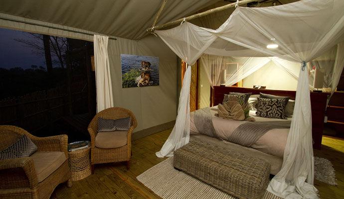 tente jacana camp