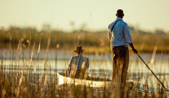 Okavango à prix doux - Le Sud