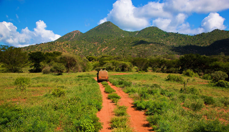 Parc National de Tsavo