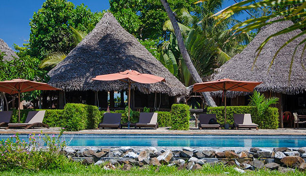 Princesse Bora Lodge & SPA 4 *