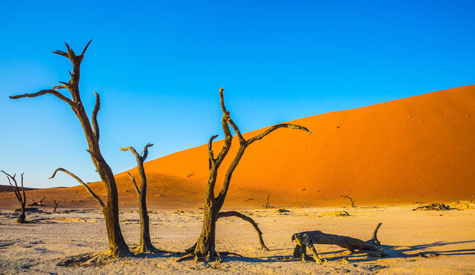 Namibrand : immersion dans le désert version supérieure