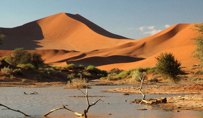 Merveilles Namibiennes - version supérieure