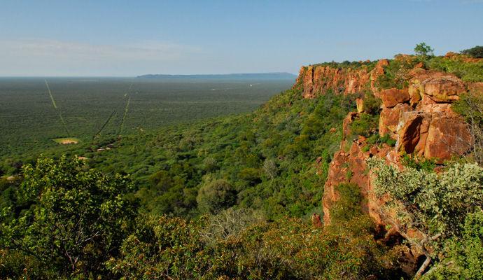 Merveilles Namibiennes - version confort