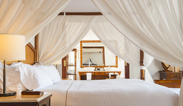 The Residence Zanzibar chambre