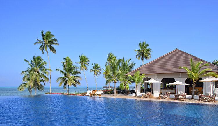 The Residence Zanzibar piscine