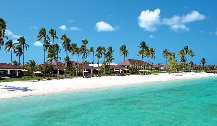 The Residence Zanzibar plage