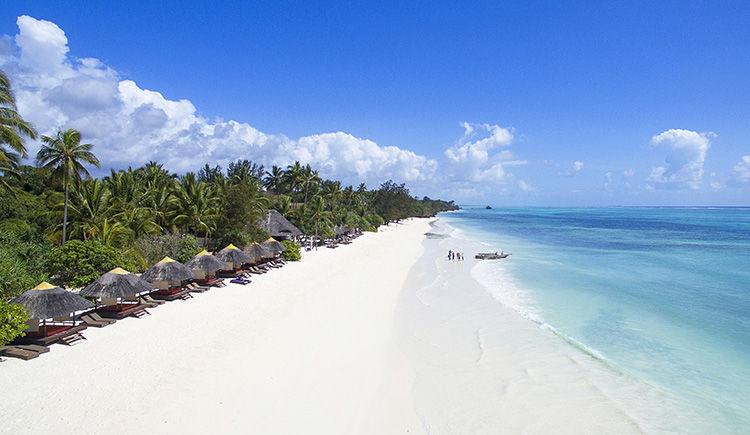 Melia Zanzibar plage
