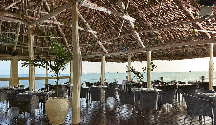 Melia Zanzibar restaurant