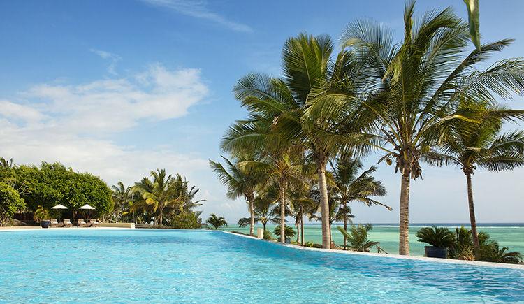 Melia Zanzibar piscine
