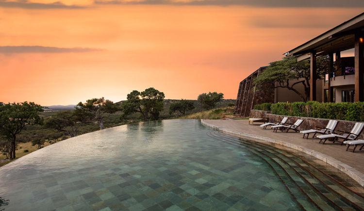 Melia Serengeti piscine
