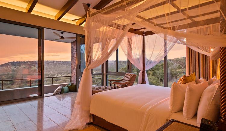 Melia Serengeti logde suite