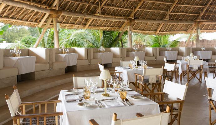 restaurant kilimandjaro gold zanzibar
