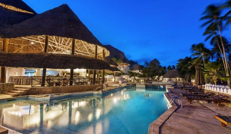 Diamonds Mapenzi Beach 4 *