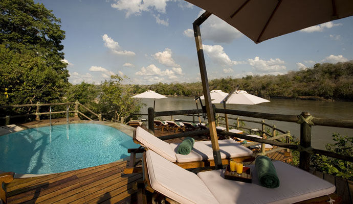 exterieur serena safari camp