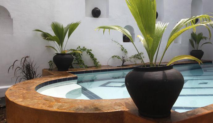 piscine kholle house