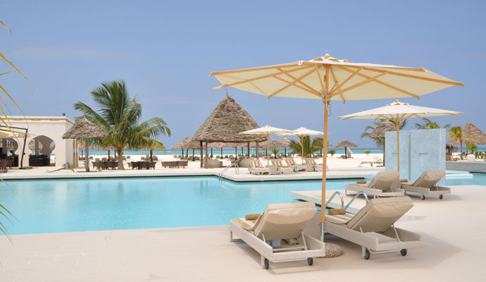 Gold Zanzibar Beach House & Spa 4 *