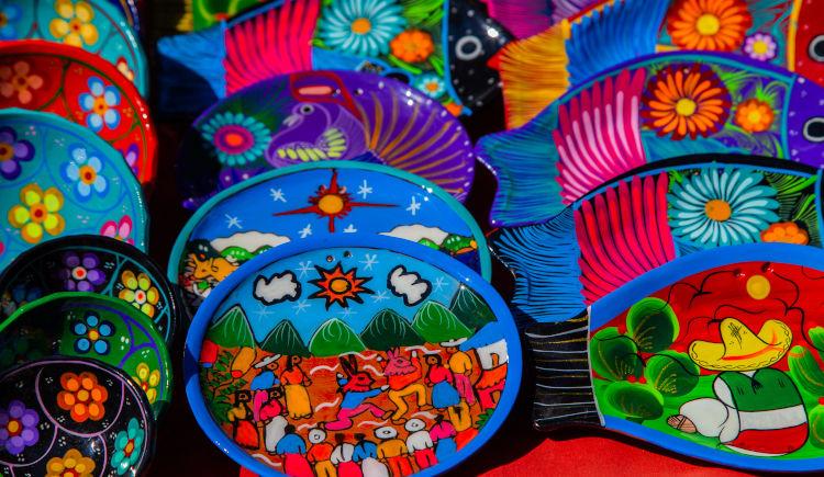 couleurs du Yucatan