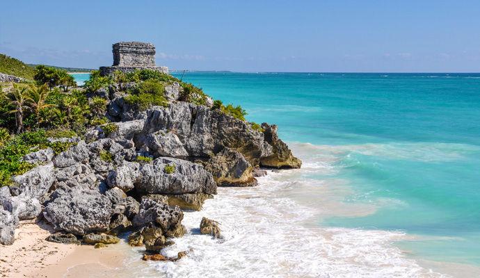 Plages des Caraïbes et Pays Maya