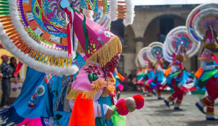 Puebla danses