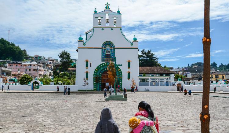 San Juan de Chamula place