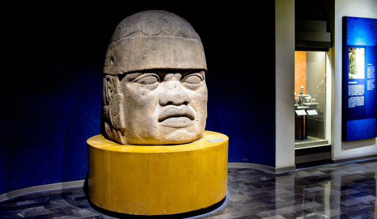 Musee National Anthropologue Mexique