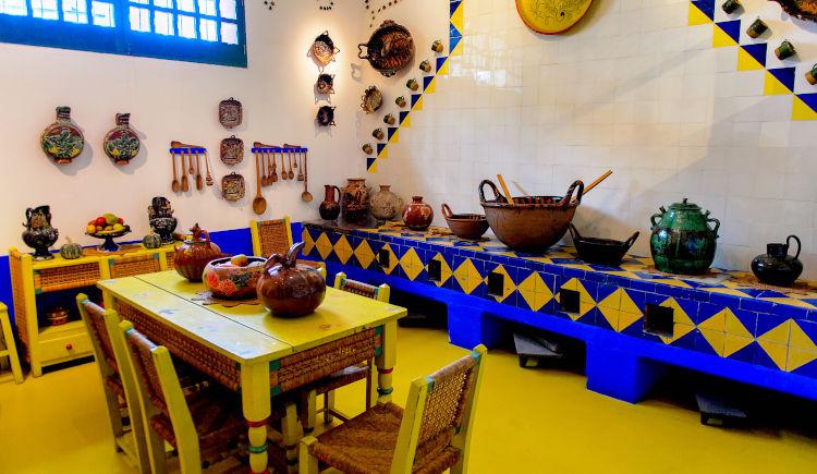 Maison de Frida Kalho