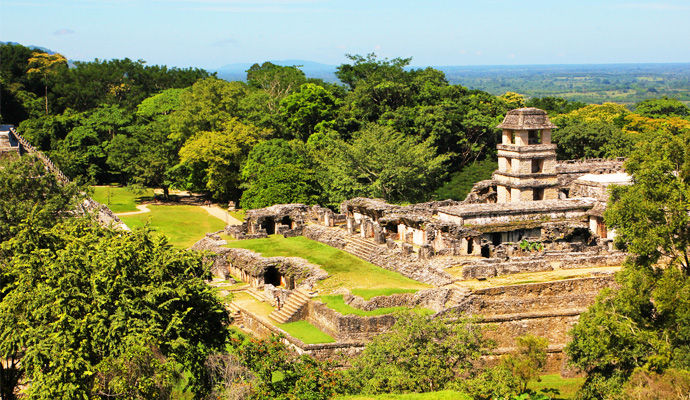 Mexique Colonial et Maya