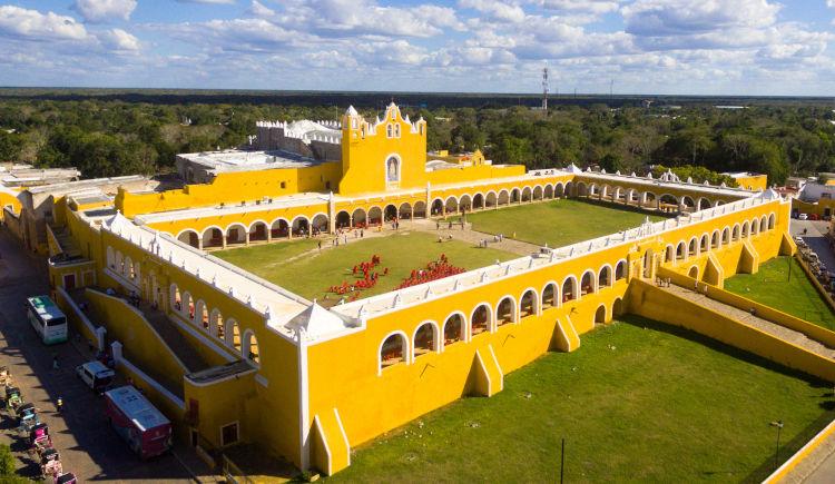 Couvent San Antonio Izamal