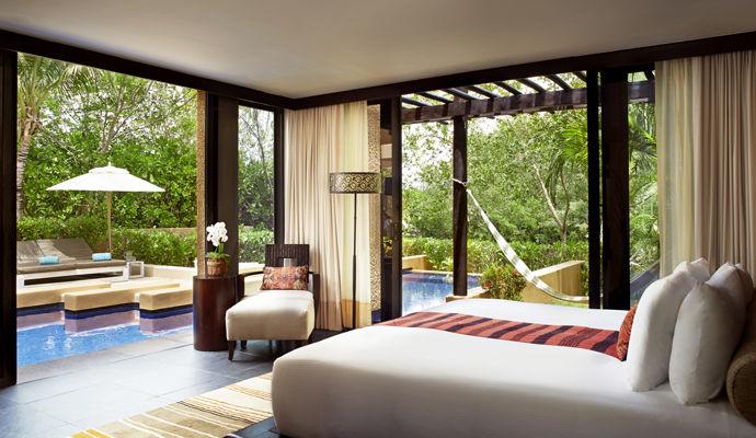 villa spa