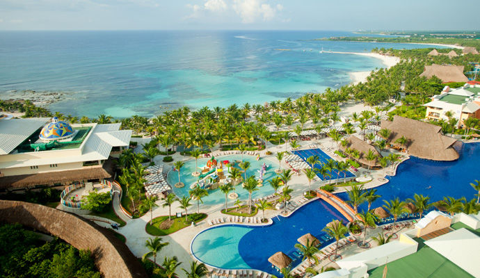 Barcelo Maya Palace Deluxe 5 *