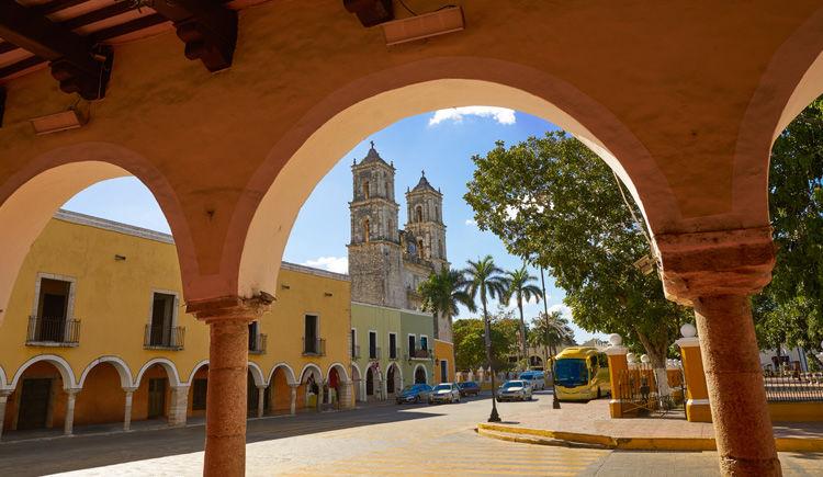 Exploration du Yucatan