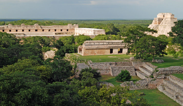 Exploration du Yucatan