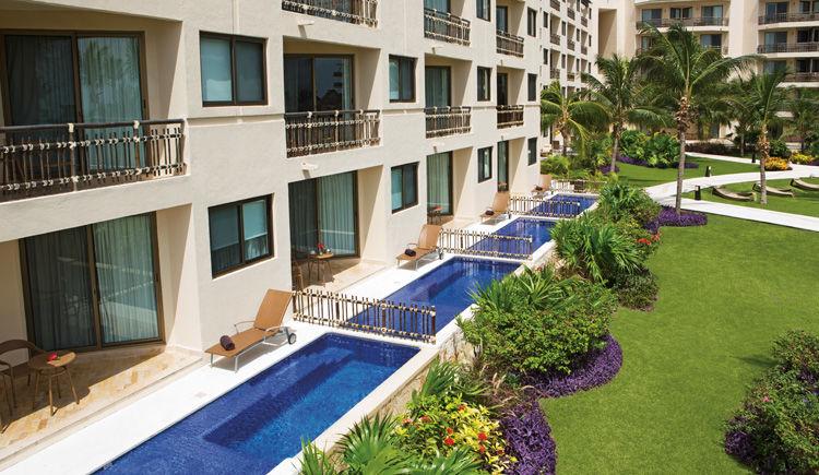 piscine suites