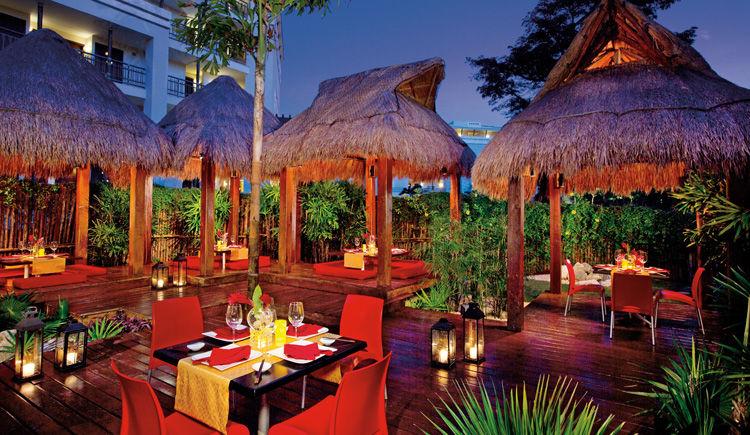 terrasse restaurant Himitsu