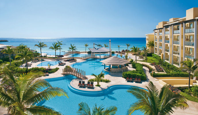 Now Jade Riviera Cancun 5 *