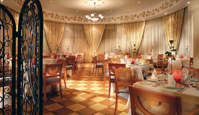restaurant paradisus