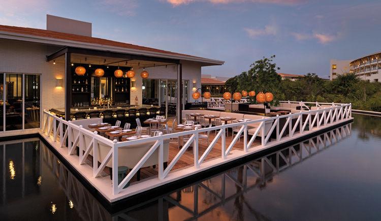 restaurant Mi Carisa terrasse