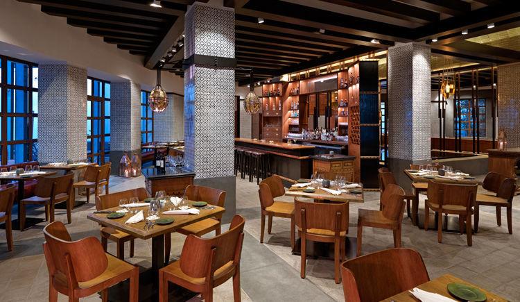 restaurant Cueva Siete