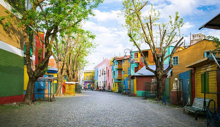 Buenos Aires quartier de La Boca